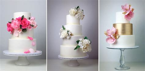 where can i get a wedding cake 12 places to get bespoke wedding cakes in singapore