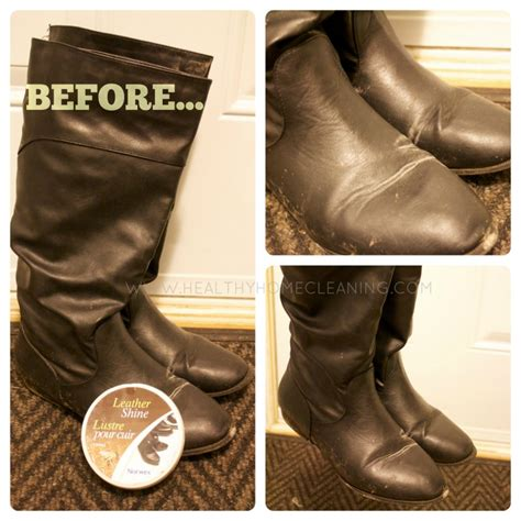 how to restore your leather boots this winter