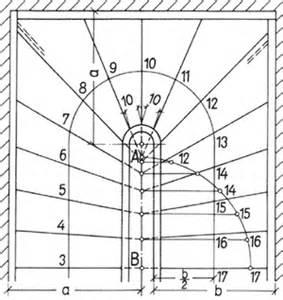 viertelgewendelte treppe konstruieren treppenplanung im eigenheim trittfeste verbindung