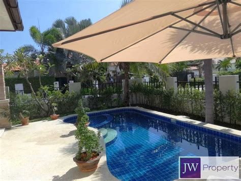 pool villa hua hin 3 bedrooms cosy 3 bedroom pool villa to rent in estate near black