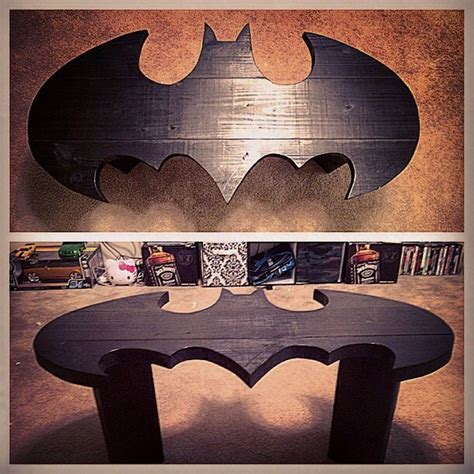 Batman Coffee Table My Batman Coffee Table Batman Pinterest Caves Awesome And Tables