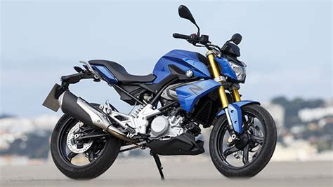 Guess S310 bmw g 310 r debuts motorcycle of bmw tvs joint