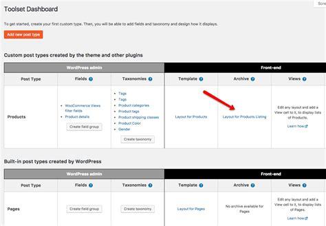 Creating A Custom Woocommerce Product Catalog With Toolset Woocommerce Product Listing Page Template
