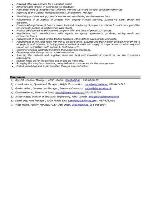 Resume Business Development Manager And Gas Business Development Manager Sales Manager Gas