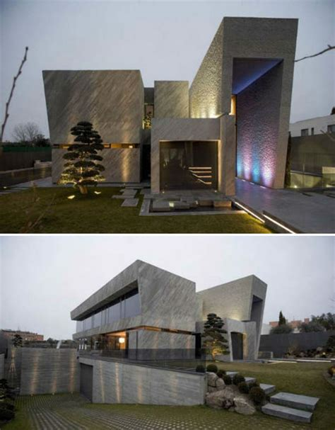 Spanish Houses A Cero Is Awesome 12 Dynamic Ultra Modern Dwellings