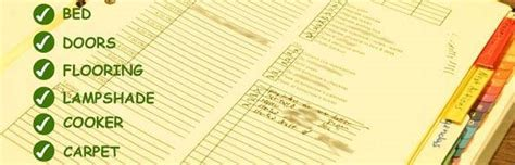 landlord inventory form