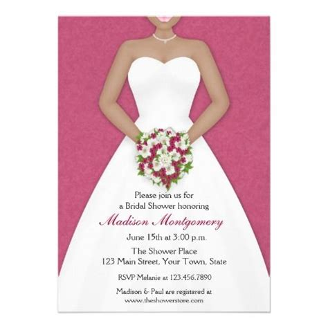 bridal shower south africa 17 best images about american bridal shower invitations on chagne bridal
