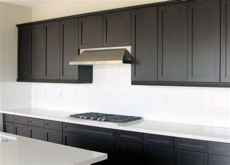 kitchen cabinets no handles choosing modern cabinet hardware for a new house design milk