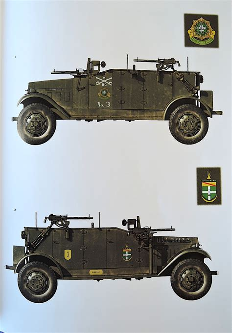 review osprey early us armor armored cars 1915 40