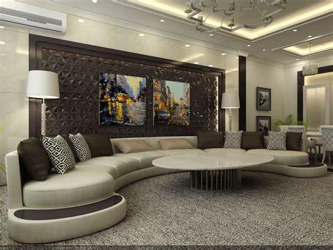 model interior scene flat  living room cgtrader