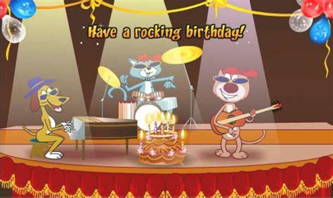 Singing Birthday Cards Ecards Animated Birthday Cards Free Download Gangcraft Net