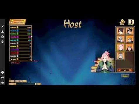 bug host tutorial bug host konoha ninja youtube