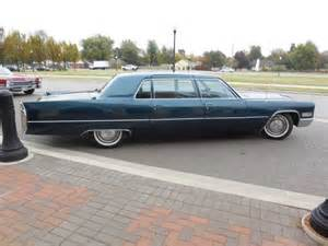 1966 Cadillac Specs 1966 Cadillac Fleetwood 75 Executive Sedan For Sale