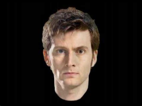 doctor who morph david tennant to matt smith youtube