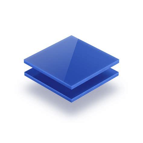 Pvc Glas Polijsten by Plexiglas Plaat Opaalblauw 3 Mm Gratis Op Maat Gezaagd