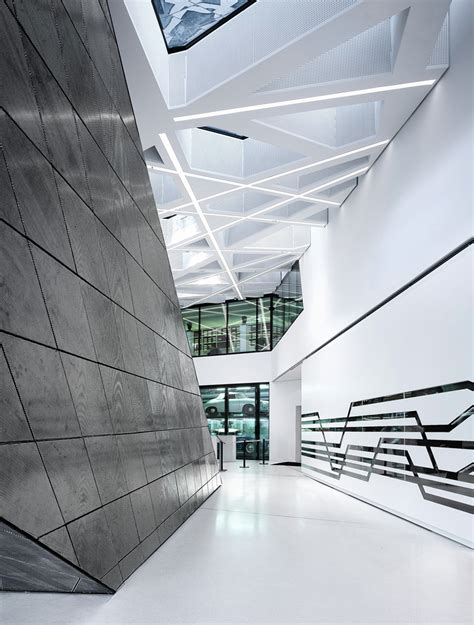 porsche museum structure gallery of porsche museum delugan meissl photos by