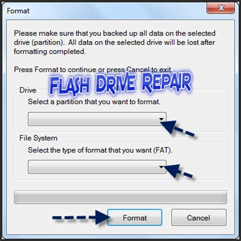 format flash disk sony flash disk recovery софт портал