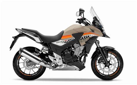 Neue 48 Ps Motorräder 2016 by Honda Holt Das Adventure Bikes Cb 500x Zur 252 Ck Ins Programm