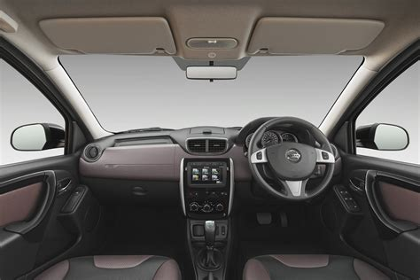 nissan terrano india interior nissan terrano facelift launched at 9 99 rs lakh autodevot