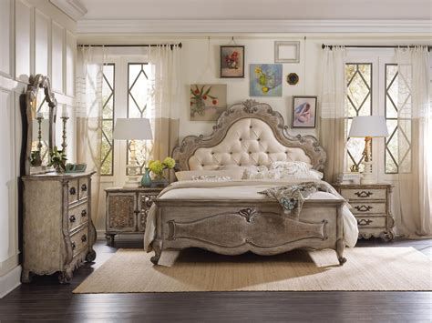 hooker bed chatelet king bedroom group by hooker furniture hooker
