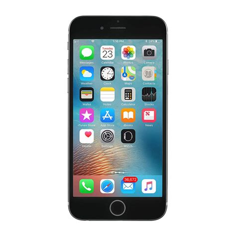 apple iphone 6s fully unlocked 64gb gold certified refurbished big nano best