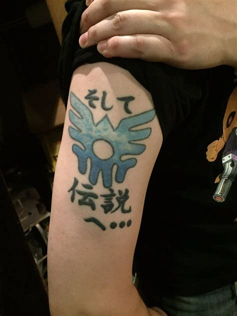 tattoo dragon quest alex fraioli on twitter quot dragonquest