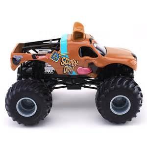 Jam Trucks Wheels Toys 1 24 Wheels Scooby Doo Truck