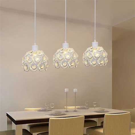 contemporary pendant lighting for dining room led pendant l three head light dining room modern brief contemporary restaurant pendant light