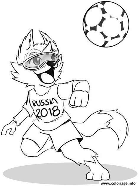 coloring pages fifa world cup coloriage fifa world cup 2018 russie coupe du monde dessin