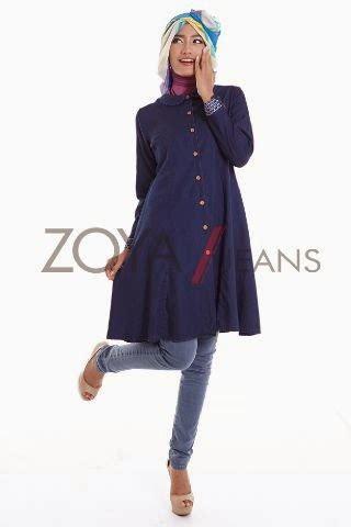 Zoya Tunik zoya modern jilbab modis terbaru tunik modern