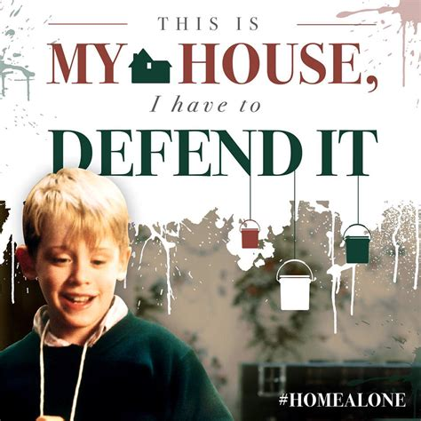 this my house kevin this is my house i have to defend it home alone photo 38419451 fanpop