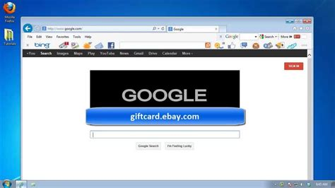 How To Check An Ebay Gift Card Balance - how to check your ebay gift card balance youtube