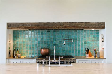 turquoise backsplash turquoise kitchen backsplash ideas quicua