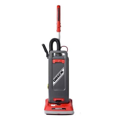 Home Depot Vacuums by Oreck 12 In Upright Vacuum Cleaner Discontinued Upro12t