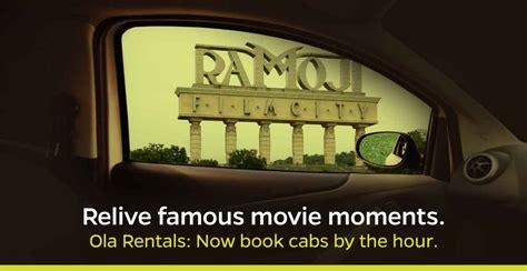 ramoji film city one day package ramoji ola blog