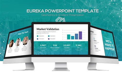 powerpoint templates themeforest image collections eureka powerpoint template presentation templates