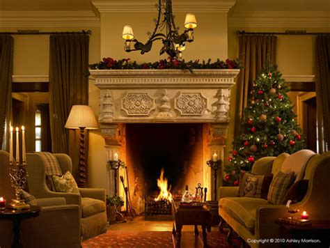 christmas wallpaper living room christmas houses architecture background wallpapers on
