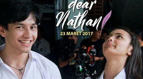 film indonesia dear nathan main di dear nathan amanda rawles dalami peran secara