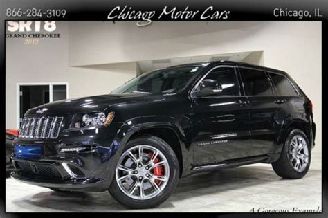 jeep srt8 for sale in illinois used jeep grand srt8 for sale in chicago