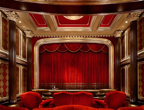 home theatre design los angeles national cedia award winner slayman cinema and cantara carpet made in the usa