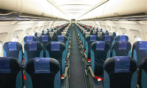 AIR SERBIA COMPLETES CABIN UPGRADE ON AIRBUS A319 AND A320 ...