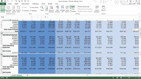 Shared Spreadsheets by Excel Spreadsheet Docs Buff