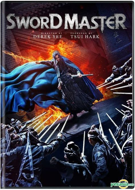 Dvd With Sword 2016 yesasia sword master 2016 dvd us version dvd derek yee tsui hark well go usa inc