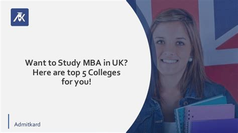 How To Study Mba In by Want To Study Mba In Uk Here Are Top 5 Colleges For You