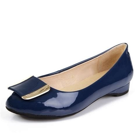 born adele navy navy ballet flats womens shoes 28 images navy ballet