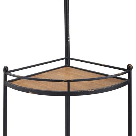 Corner Rack by Corner Coat Rack In Black Ahw806as1