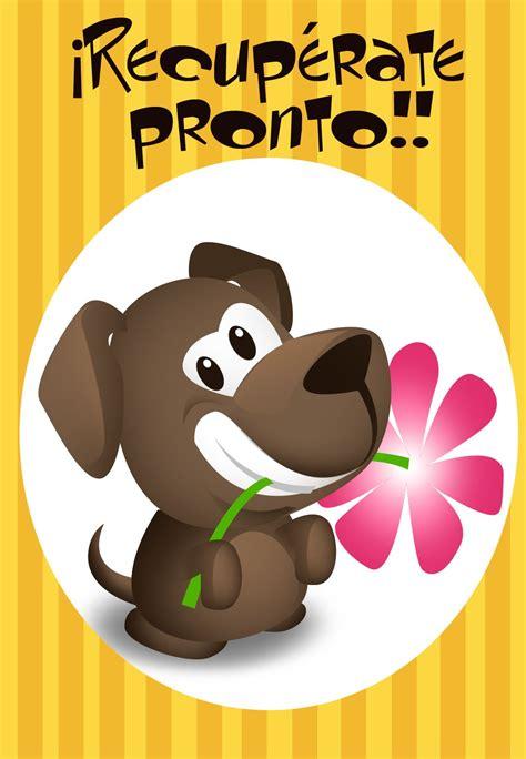imagenes lindas recuperate pronto cachorrito de mejor 237 a tarjeta destacada para imprimir