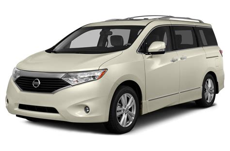 nissan minivan 2014 nissan quest price photos reviews features
