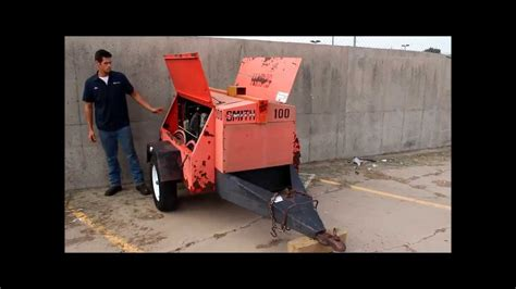 2000 smith 100 air compressor for sale sold at auction september 12 2013
