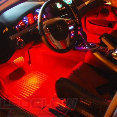 red led headlights for cars images